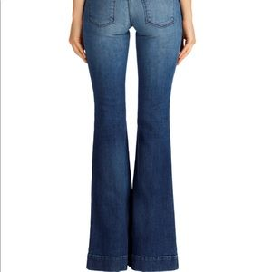 J Brand Mayflower Flared jeans
